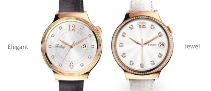 New Huawei Watches, the Elegant and Jewel Unveiled In 2016