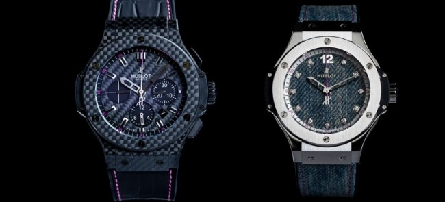 Hublot Big Bang 'Womanity'limited edition watches are special created for women's rights