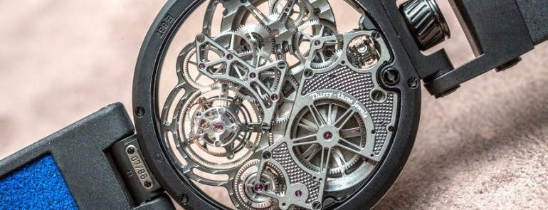 Bovet Releases The Tourbillon Ottantasei wristwatch For The Pininfarina's 86th Anniversary