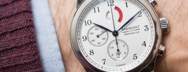 The Fashion Bremont Regatta OTUSA & Regatta AC Watches Hands-On
