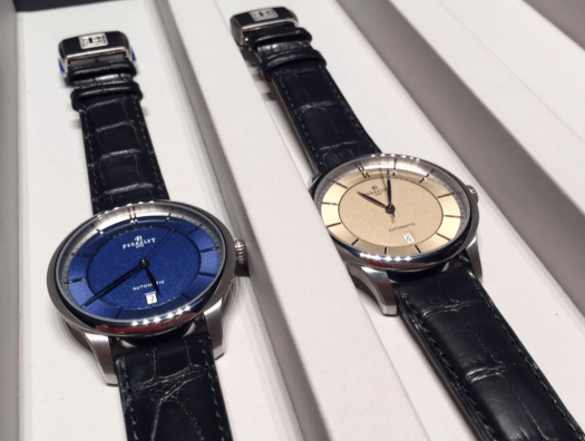Baselworld 2016 Perrelet Presents LAB With New Dial Animations, Colors And Treatments