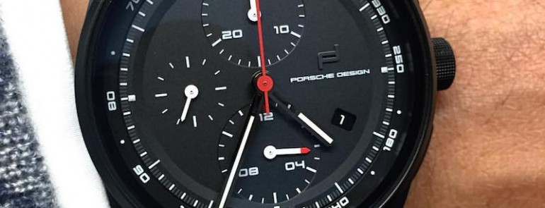 Porsche Design Classic 1919 Chronotimer Hands-on