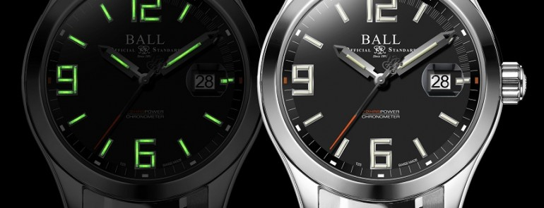 Closer Look At Ball Classic Engineer II PowerLIGHT 72 Watch