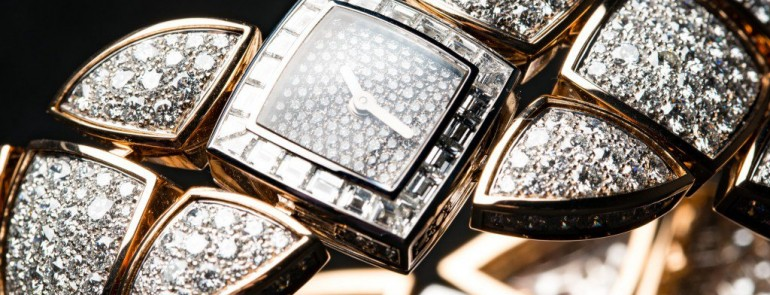 Chanel Launches Very Luxury Signature Secret Watches that Dazzle and Delight