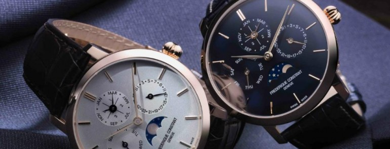 Closer Look At Frederique Constant Perfect Manufacture Perpetual Calendar