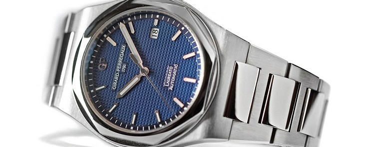Closer Look At The Special, Simple And Excellent Girard-Perregaux Laureato 2016