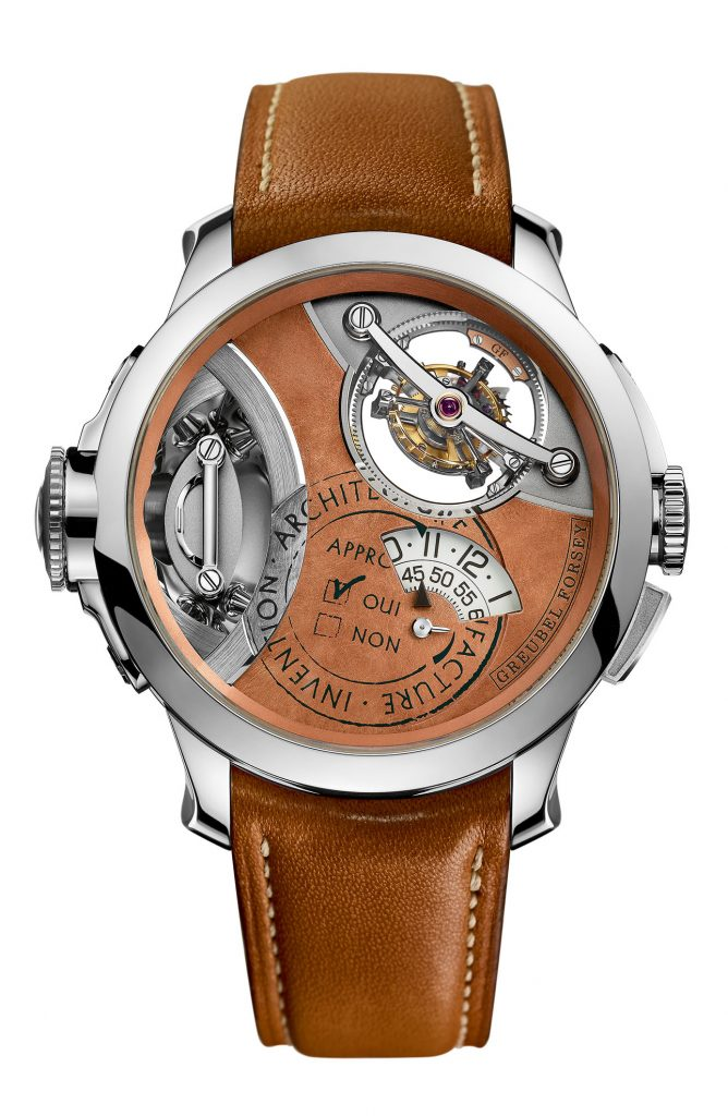 Greubel Forsey Launches The Amazing And Creative Art Piece 2