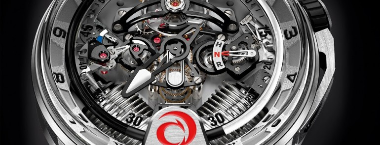 Introducing The New Playful HYT H2 Alinghi