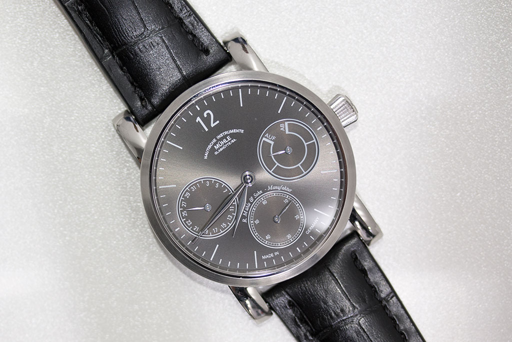 First Look: The Fresh, Elegant And Stylished Muhle Glashutte Robert Muhle Zeigerdatum