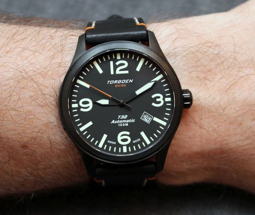 Hands-On With The Standard And Casual Torgoen T32 Automatic
