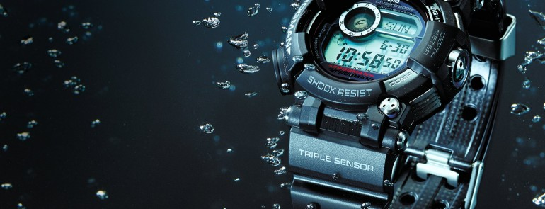 Casio G-Shock Frogman GWF-D1000: Ultimate Tool becomes Urban Sensation