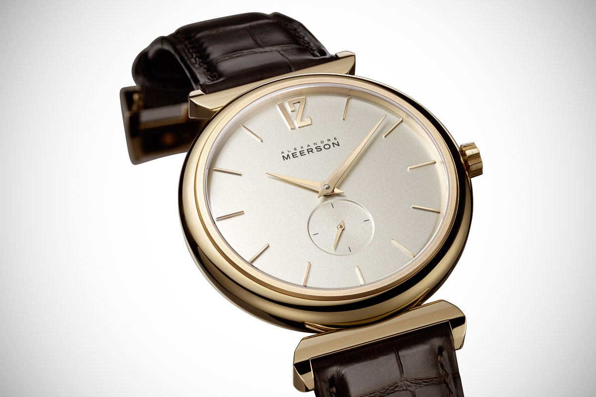 A Detailed Look At The Fancy, Luxury Meerson Altitude Premiere Small Seconds