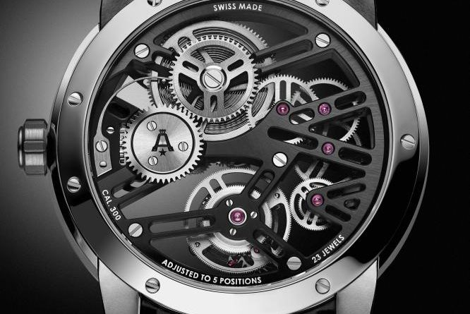 Angelus Skeleton Watches