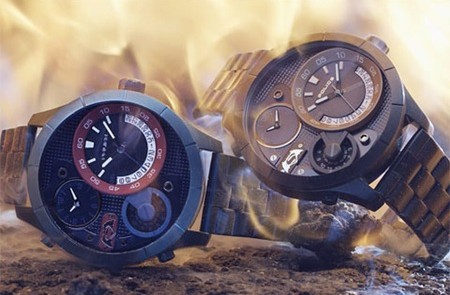Up Close With Dawn of Justice Limited Edition Police Watch From Batman v Superman