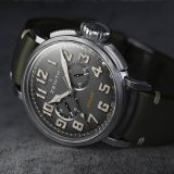 The New Creation:Zenith Heritage Pilot Ton-Up Chronograph With 45mm Watches