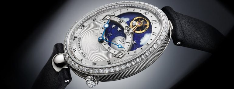 Presenting The New Breguet Reine de Naples Day/Night 8998 Watch
