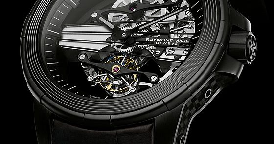 Hands-On With Raymond Weil Nabucco Cello Tourbillon Mens Watch