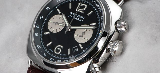 A Luxurious Version Of Panerai Radiomir Chrono PAM 163 44mm Watch