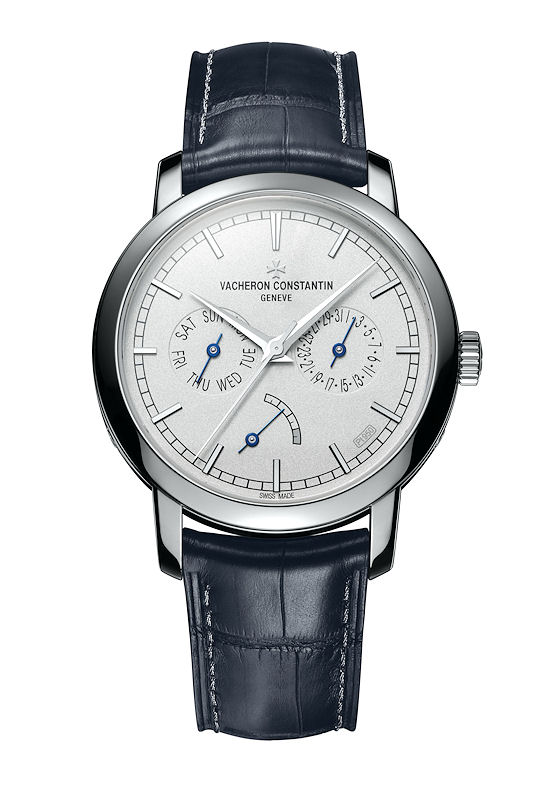 Vacheron Constantin Traditionnelle Day-Date and Power Reserve Watch
