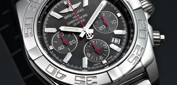 Limited Edition Watch Series:Breitling Chronomat 44 & Veterans Tribute Watch