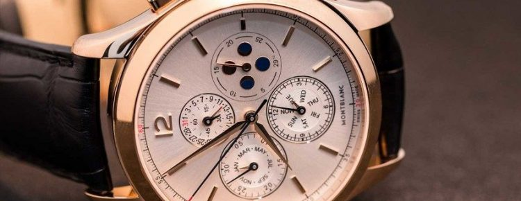 A Review Of Montblanc Heritage Chronometrie Chronograph Annual Calendar Watch