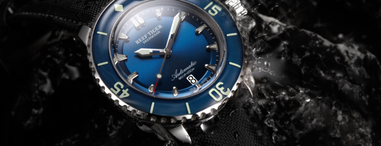 A Genuine Gift For The Watch Enthusiast:The Newest Aurora Deep Ocean Serise In 2017