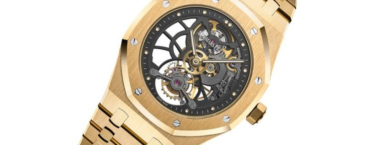 Audemars Piguet Royal Oak Tourbillon Extra-Thin Openworked Watch