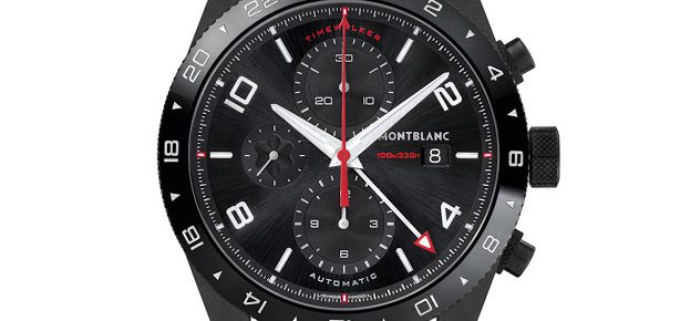 Take A Look At The Montblanc TimeWalker Chronograph UTC Men's Watch