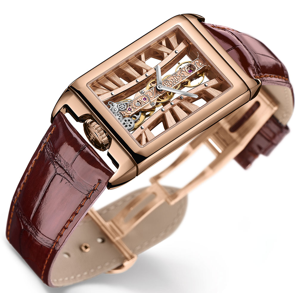 Take A Look At The Corum Golden Bridge Rectangle Men's Watches