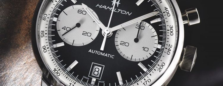 Take A Look At The Hamilton Intra-Matic 68 Men's Watch