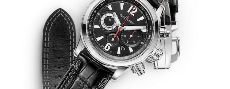 Take A Look At The Jaeger-LeCoultre Master Compressor Chronograph Watch