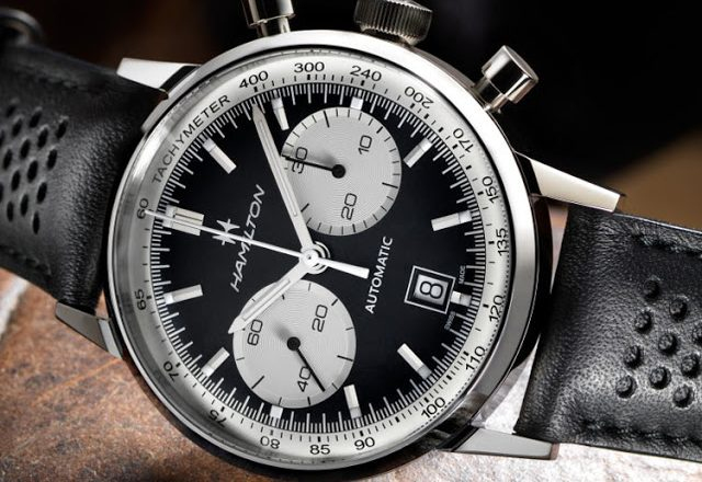 Take A Look At The Hamilton Intra Matic 68 Men's Watch