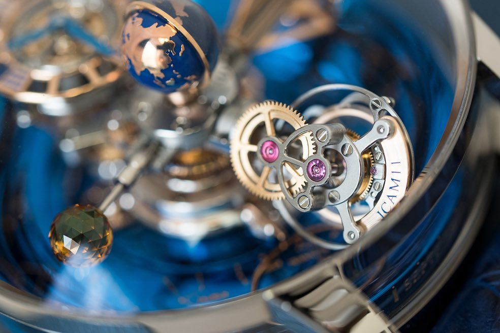 Detailed Review With The Jacob & Co. Astronomia Sky Watch