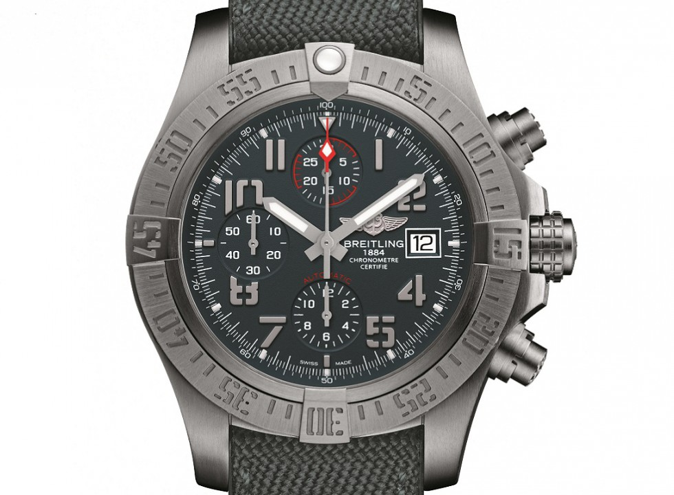 A Complete Guidebook On Breitling Avenger Bandit Watch