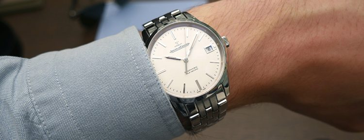 A Complete Guidebook On Jaeger-LeCoultre Geophysic True Seconds Watch