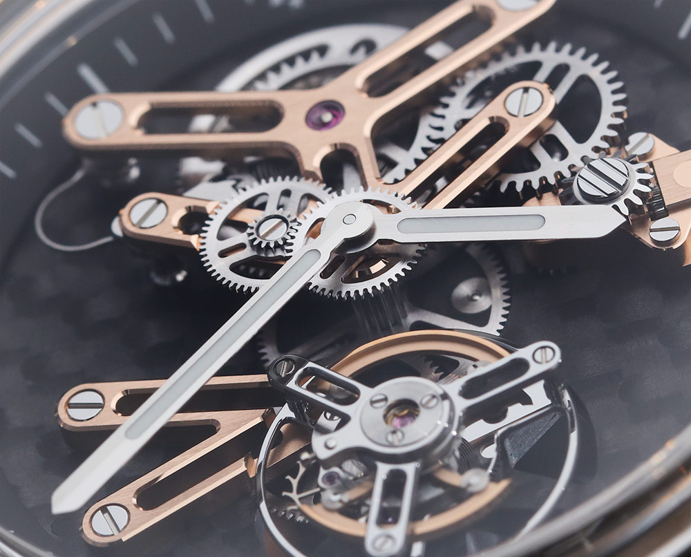 A Complete Guidebook On Angelus U21 Tourbillon & U22 Tourbillon Watches