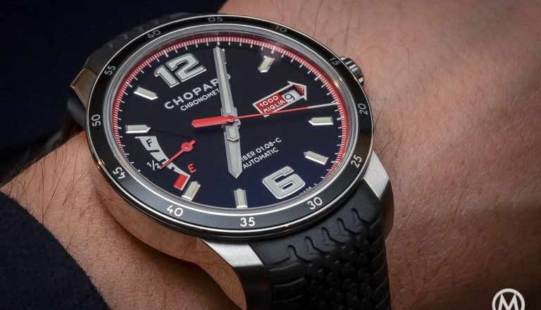 Let Us Review The Chopard Mille Miglia GTS Automatic & Chopard Mille Miglia GTS Power Control Watch