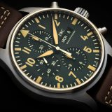Limited Edition Watch Series:IWC Pilots Chronograph Watches