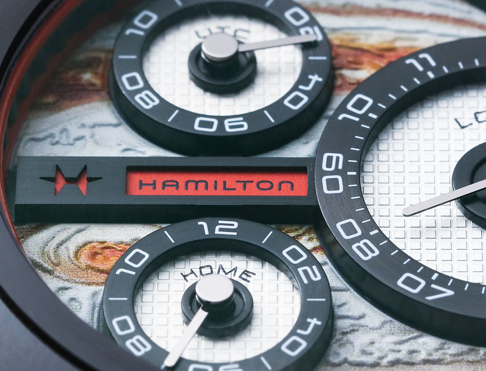Hamilton ODC X-03 Watch Tribute To 'Interstellar' & '2001: A Space Odyssey' Movies Hands-On Hands-On