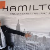 Hamilton Watches CEO Sylvain Dolla Interview