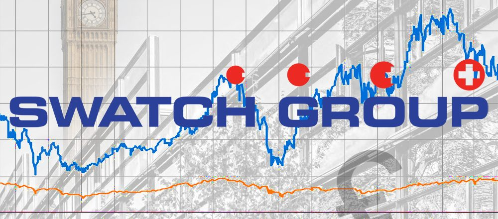 Swatch Group To Increase Prices In The UK By 5 Percent