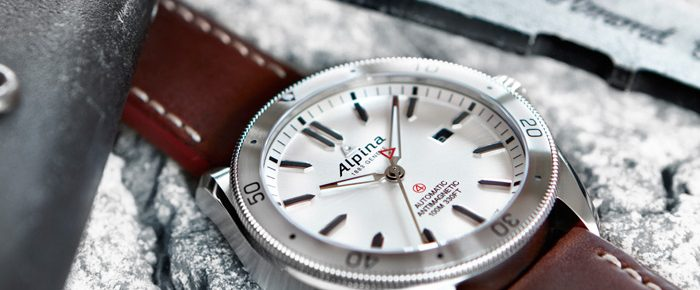 Watches that are equally at home on land, in the air or underwater