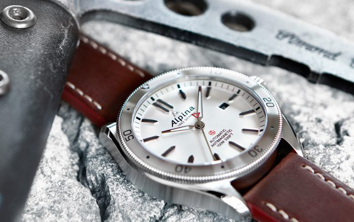 Alpina – Watches that are equally at home on land, in the air or underwater