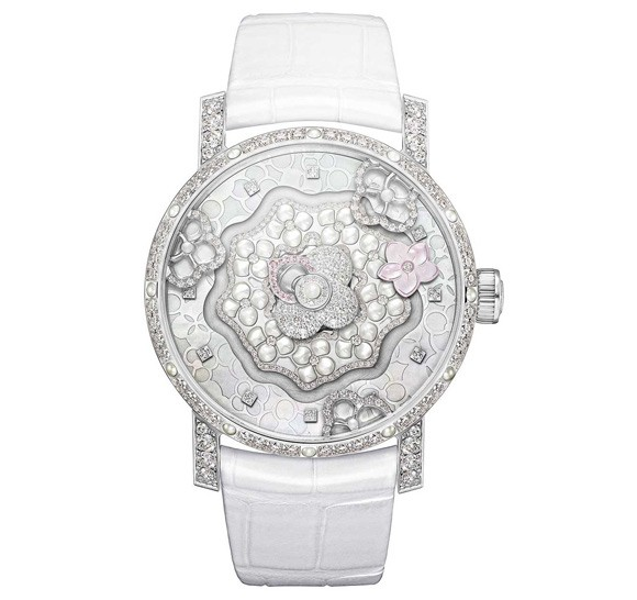 Round Table: Ladies' High Mech Watches