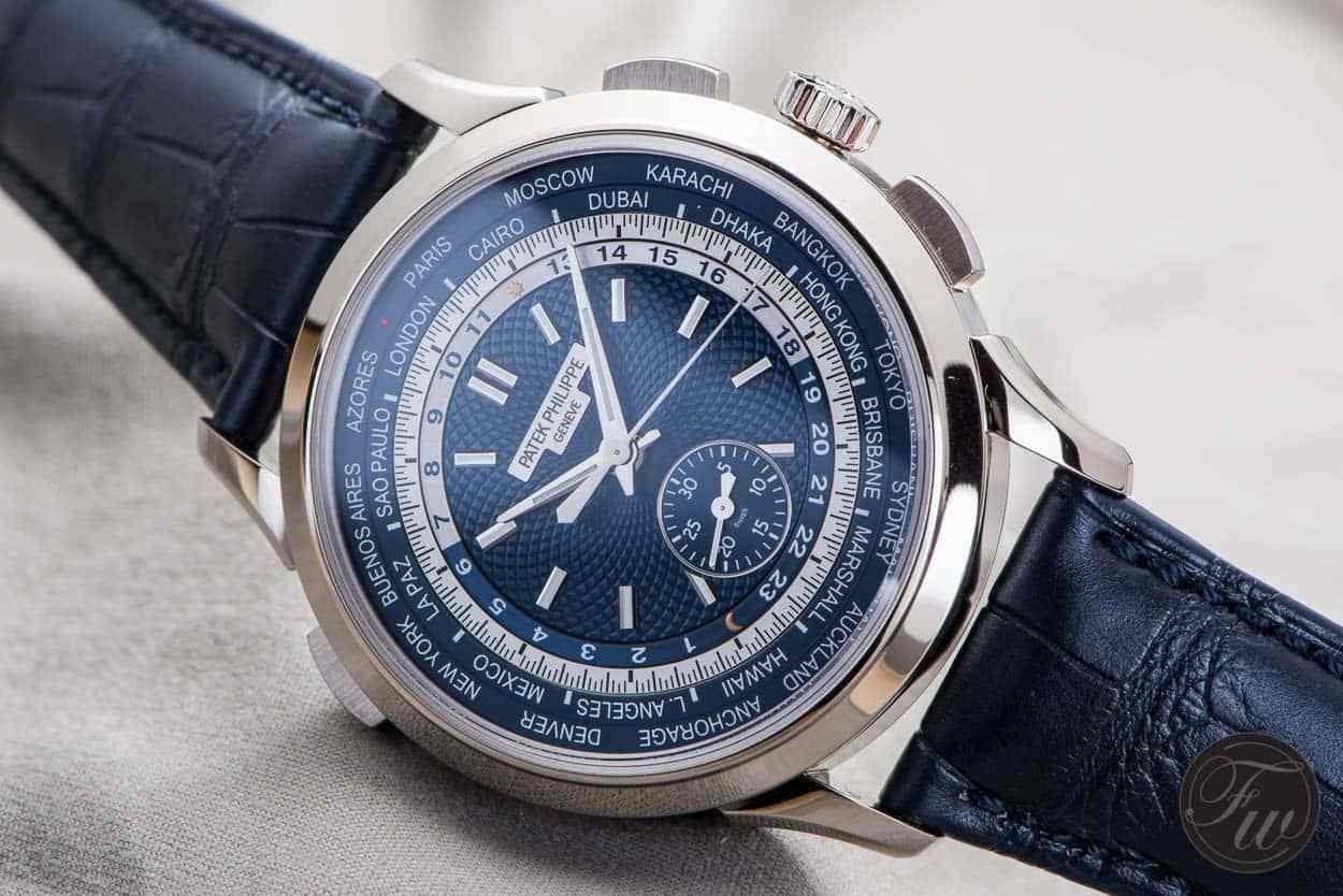 Patek Philippe 5930G World Traveller
