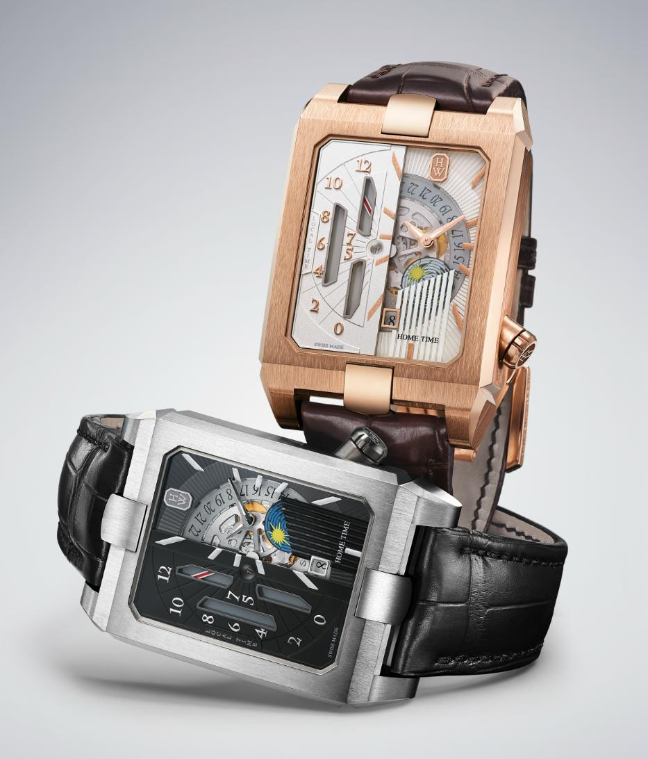 Harry Winston Avenue Dual Time Automatic Review